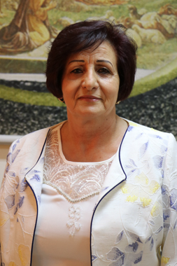 Mrs. Sabah Rishmawi